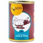 RyDog Ziege&Pferd 400g (6 Stück)